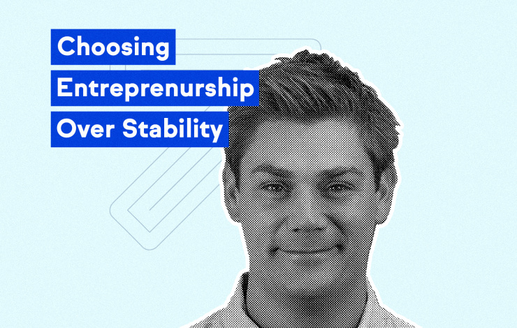 Small Biz Buzz—094—JT Benton—Walking Away from Stability to Become an Entrepreneur