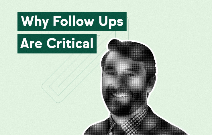 Small Biz Buzz–096– Brendan Alan Barrett–Why Follow Ups are Critical