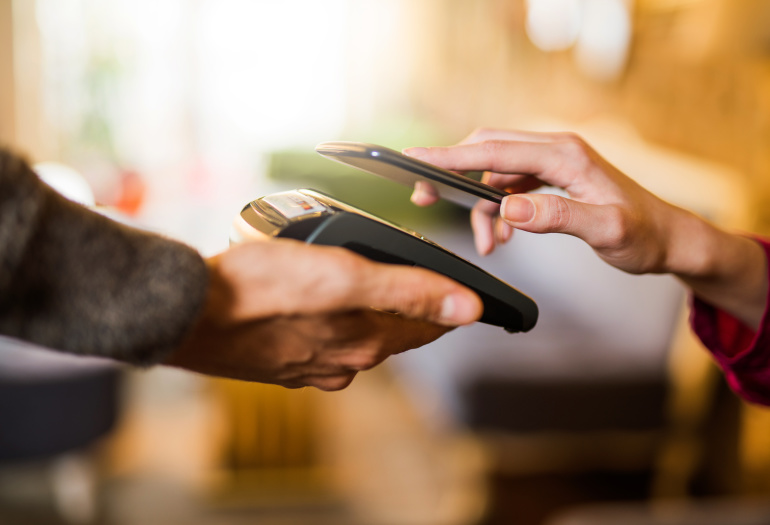 Mobile payment transaction