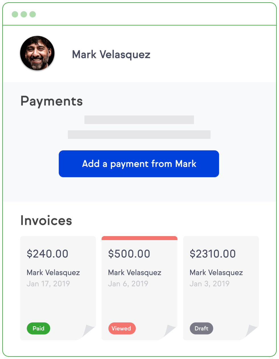 Invoices & Payments with CRM - Keap