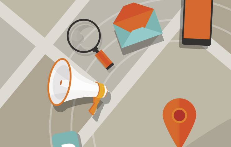 local search marketing related to search engine optimization (SEO) for local business