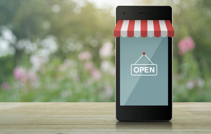 Open for business on smartphone - how to use automation for a better customer experience