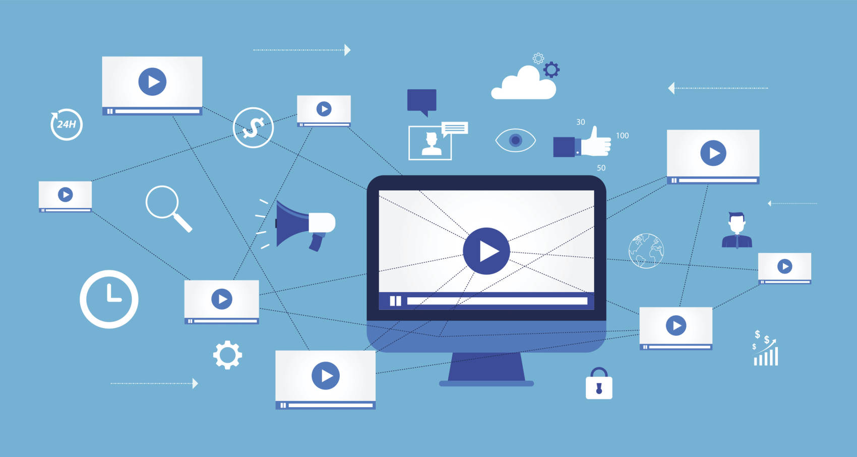 social media video 10 questions small business owners ask