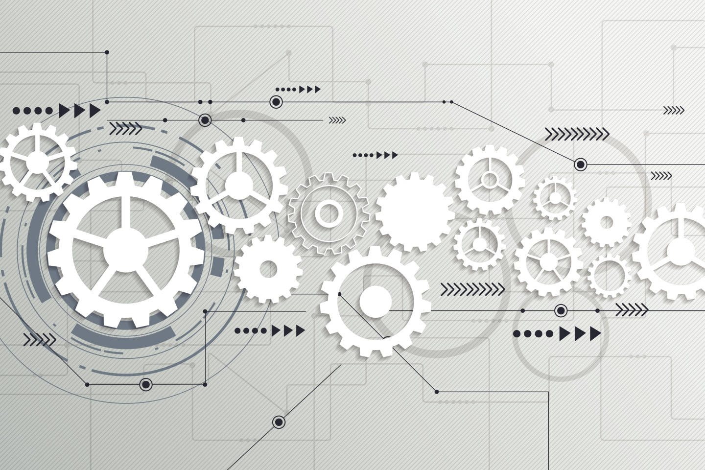 gears and automation
