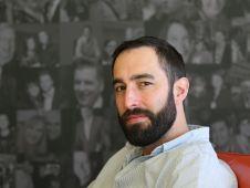 photo of ebook author