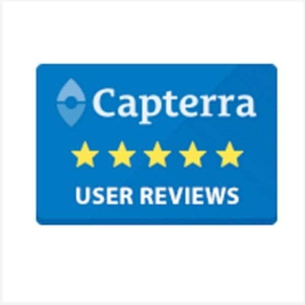 Capterra badge