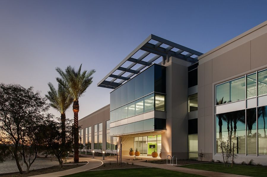 image of Infusionsoft headquarters