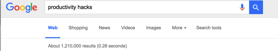 productivity hacks google search.png