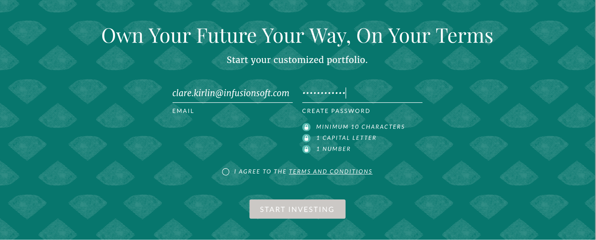 Ellevest landing page example.png