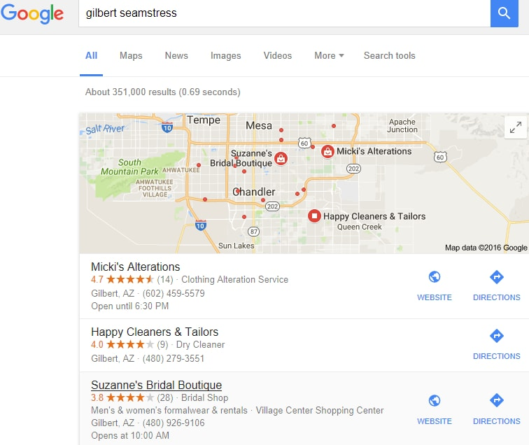 Google Map Listing >> How I Increased Sales 500 With Google S Map Pack Keap