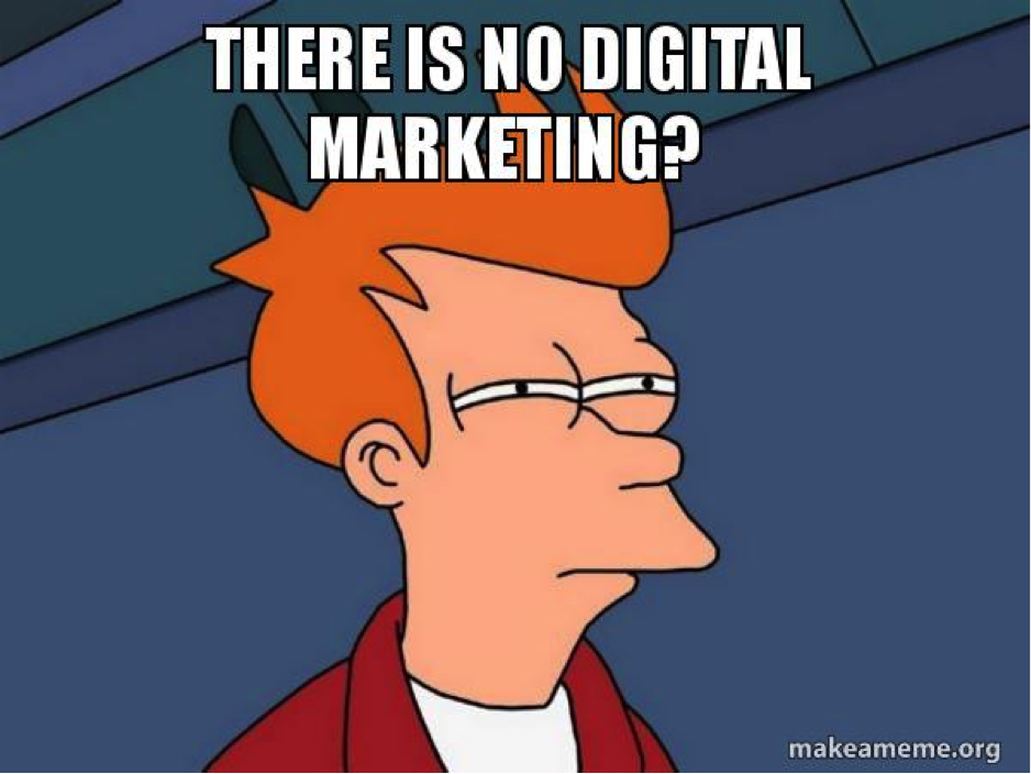 there is no digital marketing? fry.png