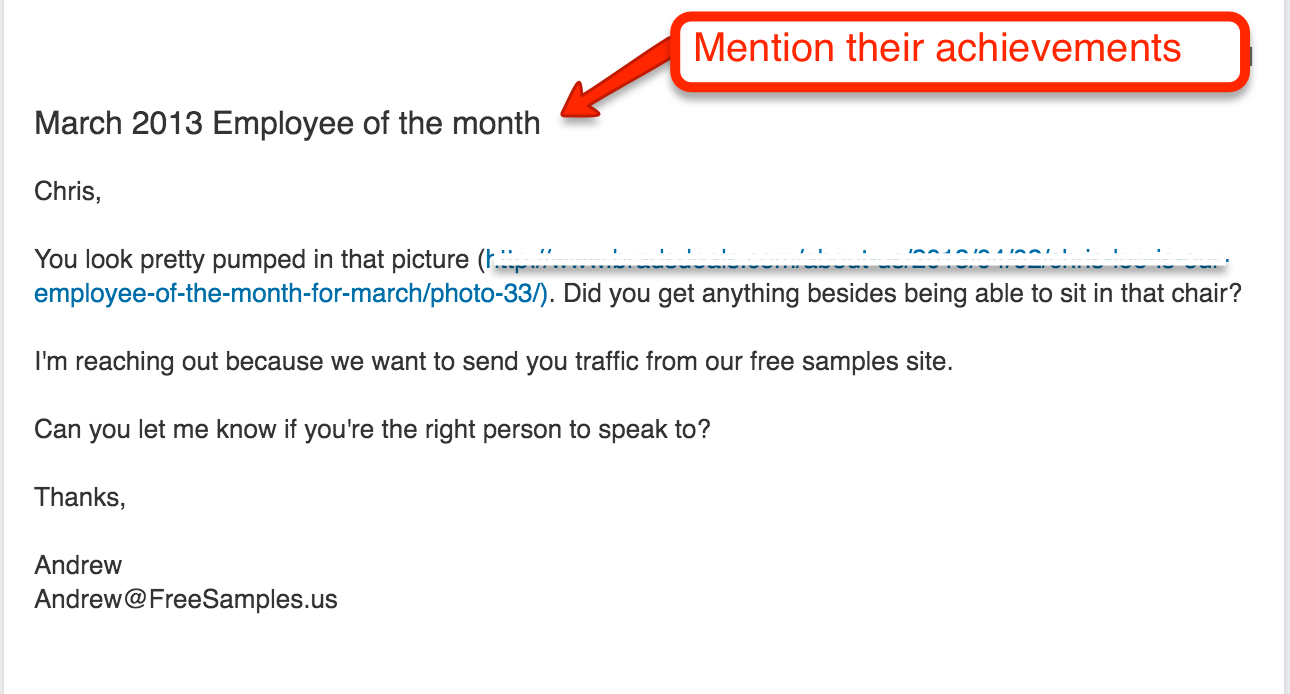 mention achievements inmail linkedin meaning