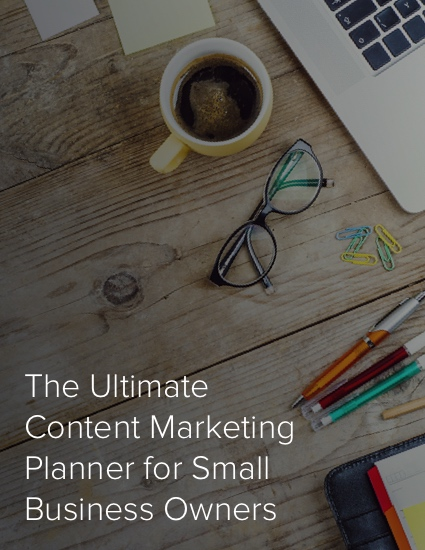 The ultimate content marketing planner for small business owners