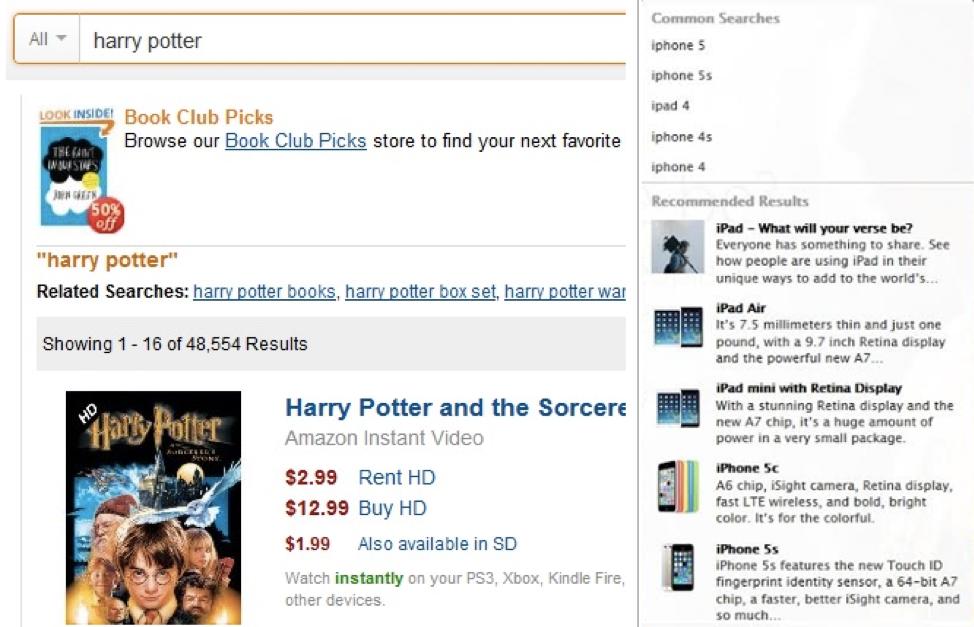 Amazon example 2