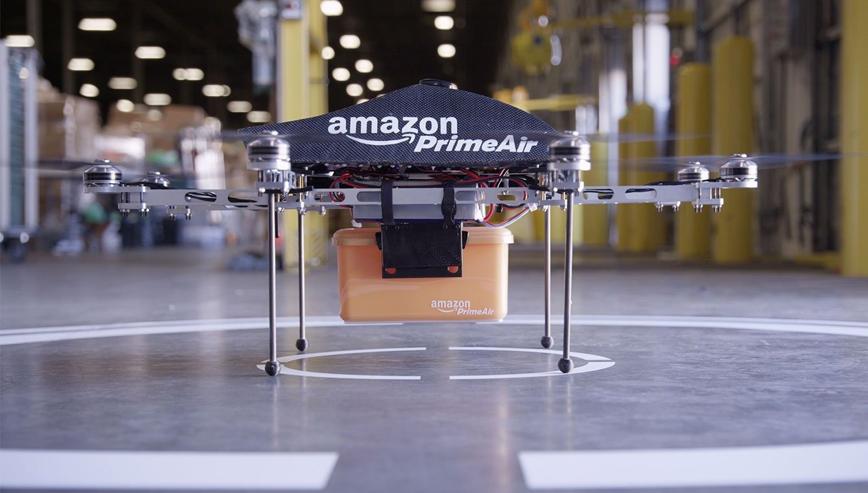 Amazon Prime drones